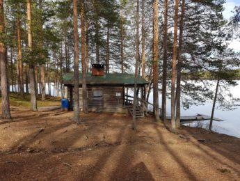 Kontiolammen sauna